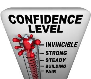 Confidence beyond sport