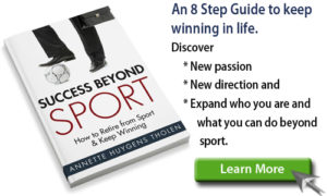 Success beyond Sport - How to retire from sport & keep winning