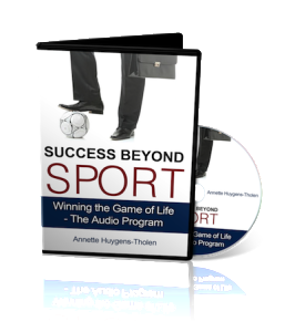 Success beyond Sport audio program